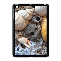 Beach Treasures Apple Ipad Mini Case (black)