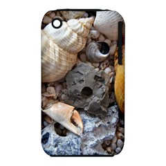 Beach Treasures Apple iPhone 3G/3GS Hardshell Case (PC+Silicone)