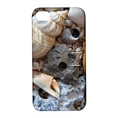 Beach Treasures Apple Iphone 4/4s Hardshell Case With Stand