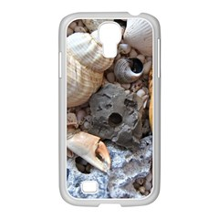 Beach Treasures Samsung GALAXY S4 I9500/ I9505 Case (White)