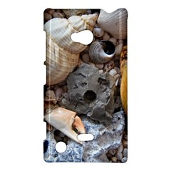 Beach Treasures Nokia Lumia 720 Hardshell Case