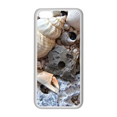 Beach Treasures Apple iPhone 5C Seamless Case (White)