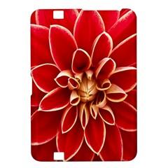 Red Dahila Kindle Fire HD 8.9  Hardshell Case
