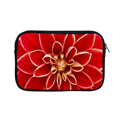 Red Dahila Apple iPad Mini Zippered Sleeve