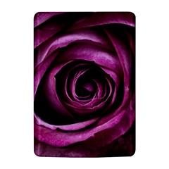 Deep Purple Rose Kindle 4 Hardshell Case