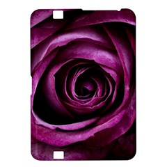 Deep Purple Rose Kindle Fire HD 8.9  Hardshell Case