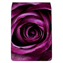 Deep Purple Rose Removable Flap Cover (large)