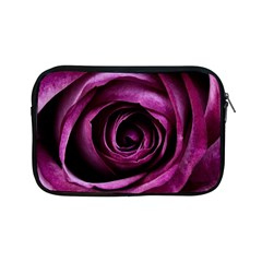Deep Purple Rose Apple iPad Mini Zippered Sleeve