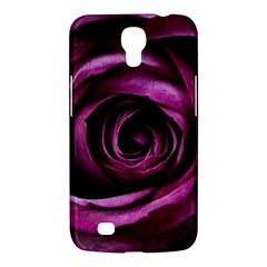 Deep Purple Rose Samsung Galaxy Mega 6.3  I9200 Hardshell Case