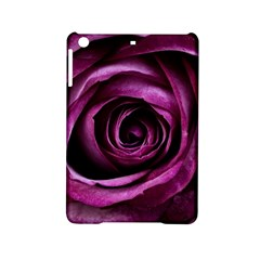 Deep Purple Rose Apple Ipad Mini 2 Hardshell Case