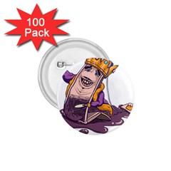 Royaltea 1.75  Button (100 pack)