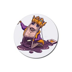 Royaltea Drink Coaster (round)