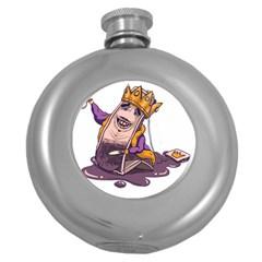 Royaltea Hip Flask (round)