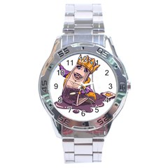 Royaltea Stainless Steel Watch