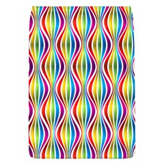 Rainbow Waves Removable Flap Cover (Large)