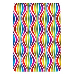 Rainbow Waves Removable Flap Cover (small)
