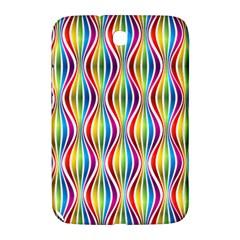 Rainbow Waves Samsung Galaxy Note 8.0 N5100 Hardshell Case