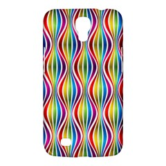 Rainbow Waves Samsung Galaxy Mega 6 3  I9200 Hardshell Case