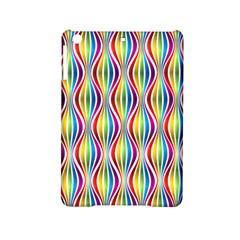 Rainbow Waves Apple iPad Mini 2 Hardshell Case