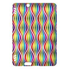 Rainbow Waves Kindle Fire Hdx 7  Hardshell Case
