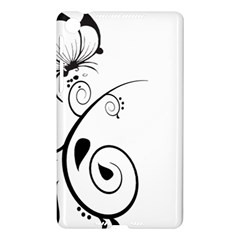 Floral Butterfly Design Google Nexus 7 (2013) Hardshell Case