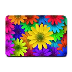 Gerbera Daisies Small Door Mat