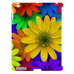 Gerbera Daisies Apple iPad 3/4 Hardshell Case (Compatible with Smart Cover)