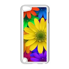 Gerbera Daisies Apple iPod Touch 5 Case (White)