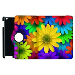 Gerbera Daisies Apple iPad 3/4 Flip 360 Case