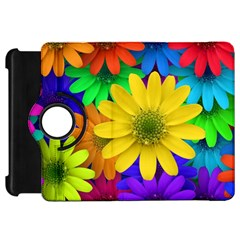 Gerbera Daisies Kindle Fire HD 7  (1st Gen) Flip 360 Case