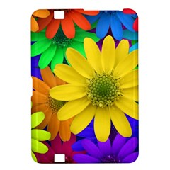 Gerbera Daisies Kindle Fire HD 8.9  Hardshell Case