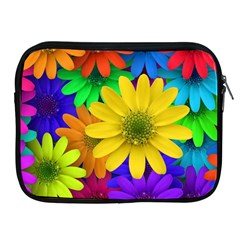 Gerbera Daisies Apple iPad Zippered Sleeve