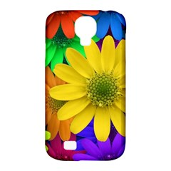 Gerbera Daisies Samsung Galaxy S4 Classic Hardshell Case (pc+silicone)