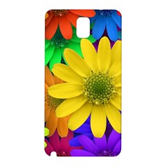 Gerbera Daisies Samsung Galaxy Note 3 N9005 Hardshell Back Case