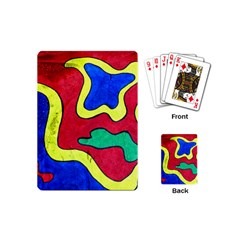 Abstract Playing Cards (Mini)