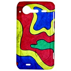 Abstract HTC Incredible S Hardshell Case