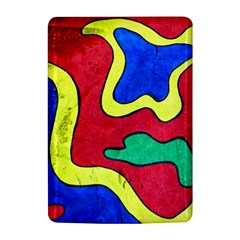 Abstract Kindle 4 Hardshell Case