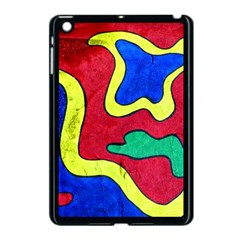 Abstract Apple iPad Mini Case (Black)
