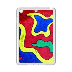 Abstract Apple Ipad Mini 2 Case (white)