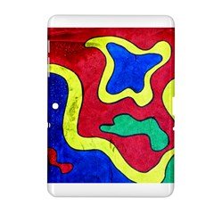 Abstract Samsung Galaxy Tab 2 (10.1 ) P5100 Hardshell Case