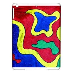 Abstract Apple iPad Air Hardshell Case