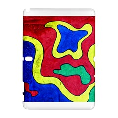 Abstract Samsung Galaxy Note 10.1 (P600) Hardshell Case