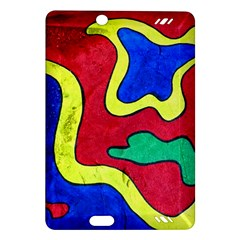 Abstract Kindle Fire HD 7  (2nd Gen) Hardshell Case