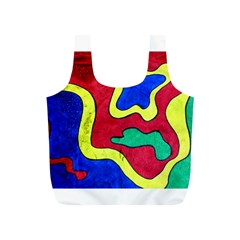 Abstract Reusable Bag (s)