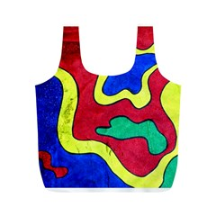 Abstract Reusable Bag (m)