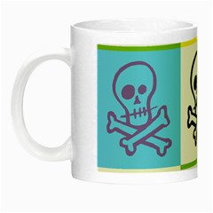 Skull Glow in the Dark Mug