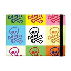 Skull Apple iPad Mini Flip Case