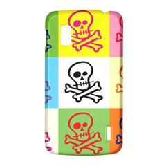 Skull Google Nexus 4 (LG E960) Hardshell Case