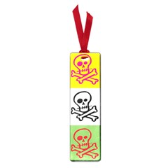Skull Small Bookmark