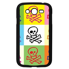 Skull Samsung Galaxy Grand DUOS I9082 Case (Black)
